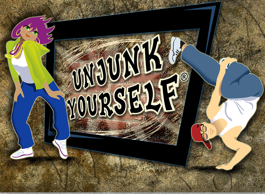 title-graphic-unjunk-yourself